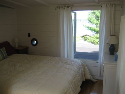 First Upstairs Bedroom Facing The Ocean