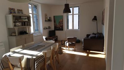 Renovated apartment, bright, center Saint Jean de Luz