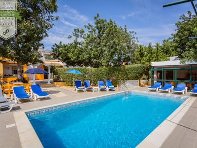 13BR Vale do Lobo Beach House - 2 private pools - up to 35guests