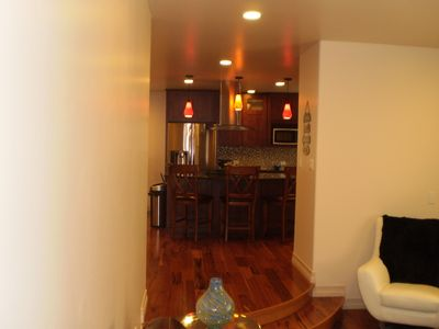 Sunken Living Room View 3