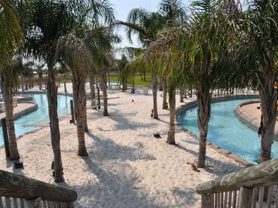 Orange Beach condo rental - Lazy river at the Oasis