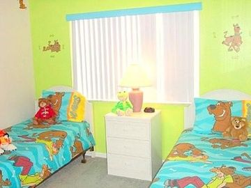 Scooby Doo Bedroom
