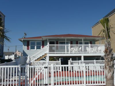 Cherry Grove Beach house rental