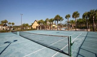 Paradise Palms townhome photo - Tennis Courts