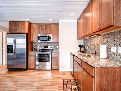 Panorama Alpine Kitchen Breckenridge Vacation Condo Rentals
