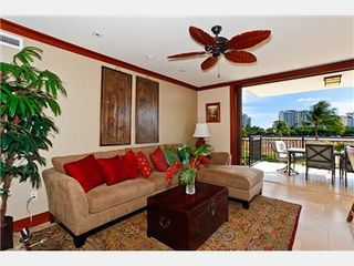 Kapolei villa photo - Living Area with Views