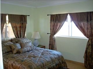 Master Bed - Rainbow Bay house vacation rental photo
