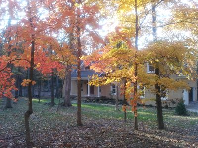 Wooded Retreat on 5 Acre Private Lot