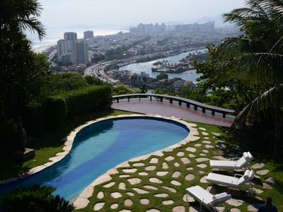 Rio591-Exceptional 5 suite mansion in Joa