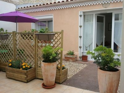 ROCHEFORT-SPA CENTRE NEAR TWO-ROOM with landscaped garden curist rates