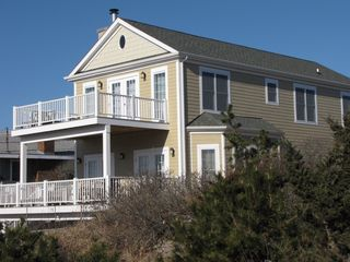 Amagansett house photo - 100' from the Beach! Tremendous Hamptons location!