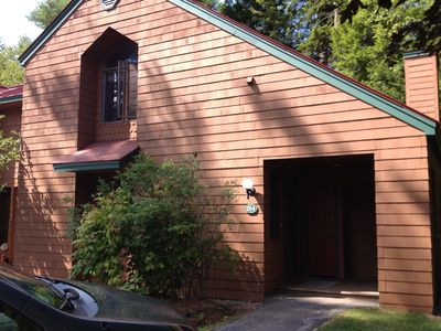 DEER PARK RESORT / WHITE MOUNTAINS, UPDATED WITH LAKE AND WIFI !