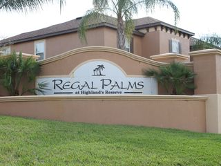 Regal Palms villa photo - Located in Davenport Just 15 Minutes from Disney, Epcot, Hollywood Studios Etc.
