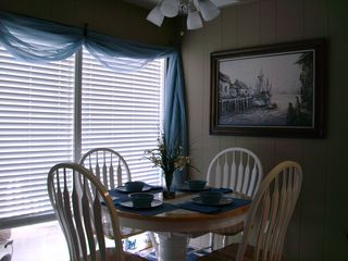 North Wildwood condo photo - Dining Room, bright and cheerful