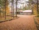 Outside at the end of Fall Foliage Season! - Quechee house vacation rental photo