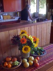 Carnelian Bay cabin photo - Kitchen