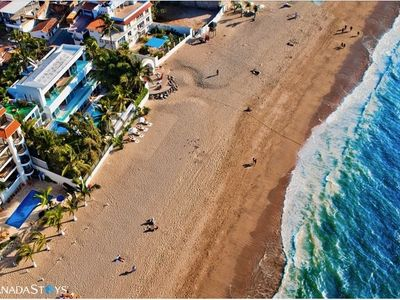 Beachfront Downtown 8 Bdrm Villa - Puerto Vallarta