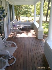 Osterville house photo - Lower deck