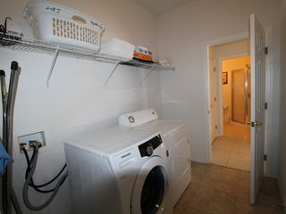 Legacy Park house photo - Laundry room with new front load washer