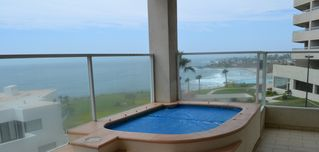 Calafia villa photo - Hot tub in towers with captivating views!