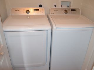 Palm Beach Gardens condo photo - Brand new Laundry Washer & Dryer (in-suite)
