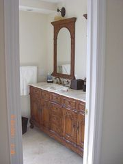 Seaside Heights townhome photo - Master Bath
