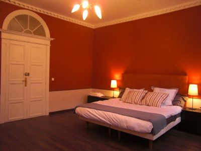 Carcassonne City apartment rental - Master bedroom