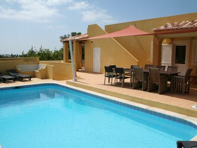 5 Bedroom Villa With Private Pool Close To Centre Of Carvoeiro