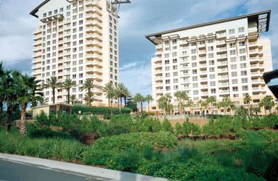 Sandestin Resort's Exclusive Luau Towers