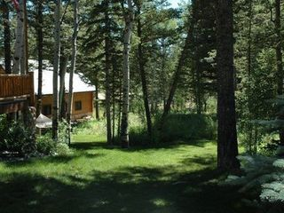 Jackson Hole house photo - West Side Yard