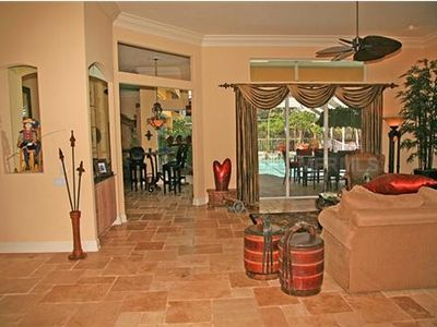 St. Armands Key house rental