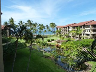 Lahaina condo photo - View from Your Lanai