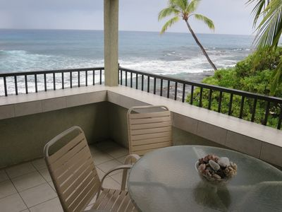 Large Lanai 3X Larger Than Other Lanais at Banyan Tree ! Room For The Family.