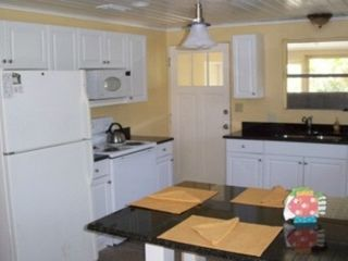 Manasota Key house photo - Kitchen with all new appliances and granite