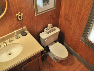 Big Canoe house rental - Half bath