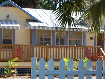 "Nokomis cottage rental - Our ""Old Florida"" cottage waits for you!"