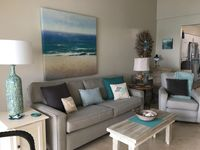 Top Floor Renovated Gulf Front Condo, 1 Mile from Seaside, Breathtaking views