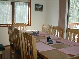 Grand Lake house photo - .A place to dine