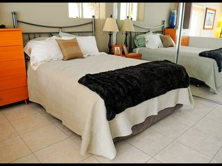 Marina del Rey apartment photo - Queen Bed