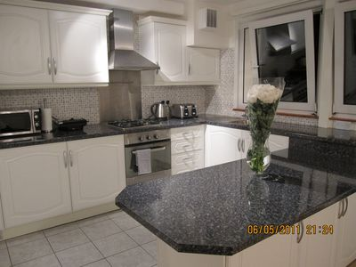 Waterloo & Lambeth apartment rental - kitchen