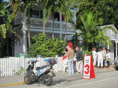 Ashe Splashe was featured on Key West house tours in 2008 and again in 2013.