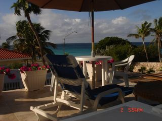 Aruba apartment photo - Option 2: Beach view apartment, with gorgeous beach view balcony, one king bed
