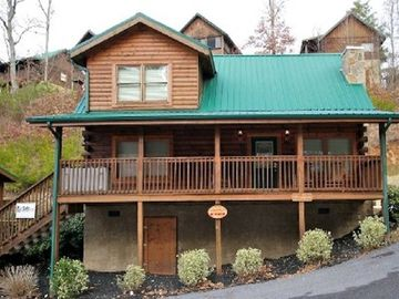 Pigeon Forge cabin rental - .