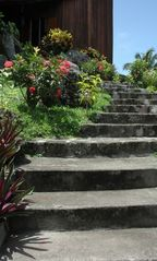 Soufriere house photo - Steps to Haven