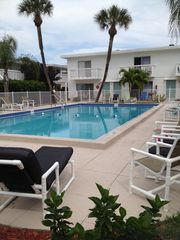 Cocoa Beach townhome photo - Gated, private pool!