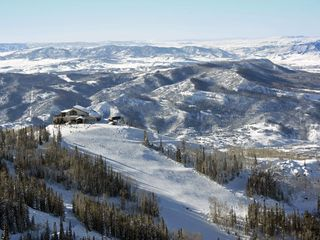 Steamboat Springs condo photo - Top of Gondola