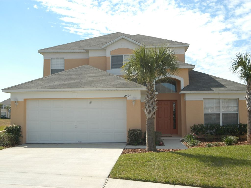 Isabel 39 S Disney Villa A Beautiful Home Homeaway Kissimmee