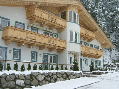 Scheffau apartment rental - 4 PERSON APARTMENT - WINTER