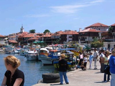 UNESCO world heritage site - Nessebar