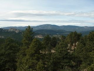 Evergreen house photo - The view from Colorado Dream Vacation!